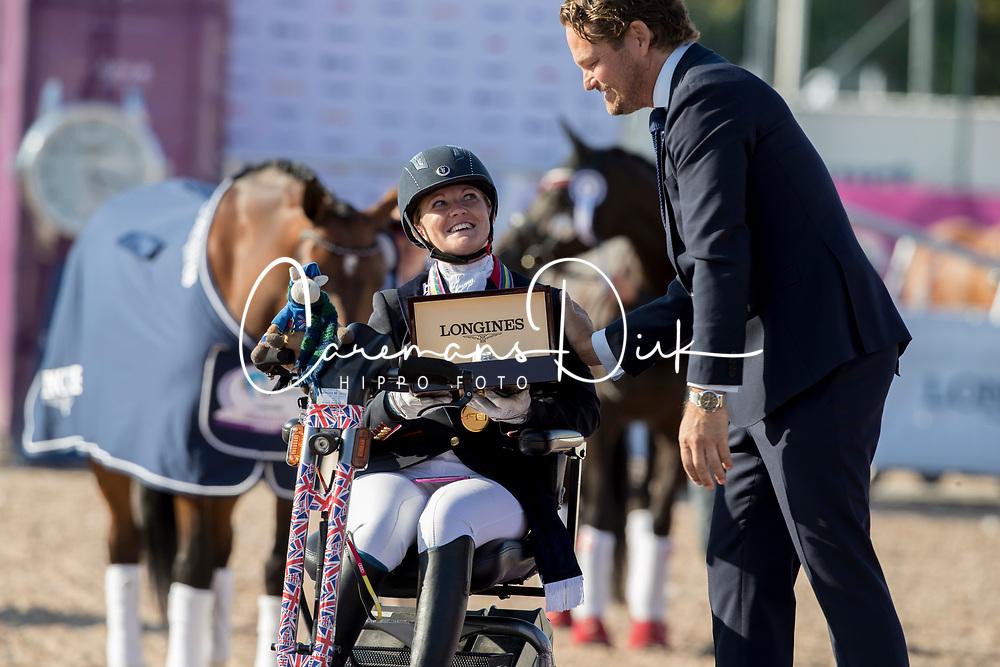 Hext Suzanna, GBR, Abira<br /> FEI European Para Dressage Championships - Goteborg 2017 <br /> © Hippo Foto - Dirk Caremans