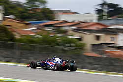 November 10, 2018 - Sao Paulo, Brazil - Motorsports: FIA Formula One World Championship 2018, Grand Prix of Brazil World Championship;2018;Grand Prix;Brazil ,   , #28 Brendon Hartley (NZL Toro Rosso, Ferrari) (Credit Image: © Hoch Zwei via ZUMA Wire)