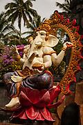 Ganesh Hindu god statue, Bali, Indonesia
