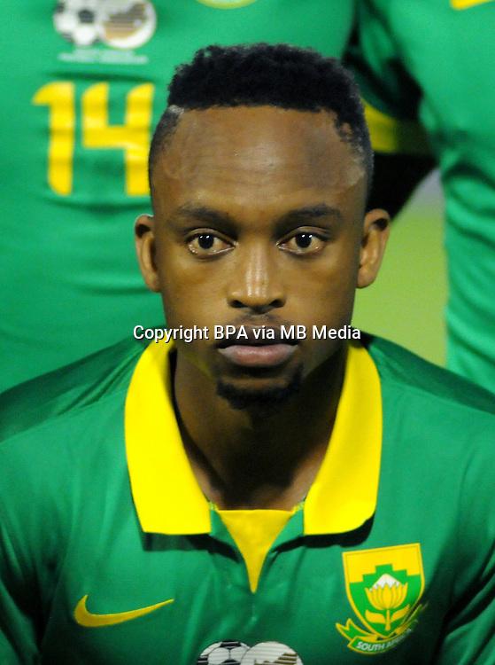 Fifa Men&acute;s Tournament - Olympic Games Rio 2016 - <br /> South Africa National Team - <br /> Lebogana Phiri