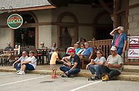 Laconia 125th celebration of the Train Station at Veteran's Square.  Karen Bobotas for the Laconia Daily Sun