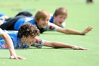 hockey, seizoen 2010-2011, 10-06-2011, amstelveen, Finale Nationale Shell Schoolhockeycompetitie 2011, Jongens Jong Stedelijk Gymnasium Leiden - Marnix College Ede 0-4, Marnix College Ede