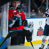 102717 Tri City Americans at Kelowna Rockets