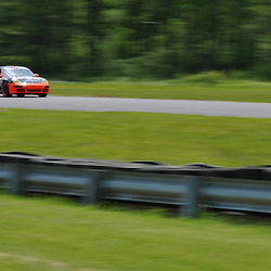 May 23, 2009; Lakeville, CT, USA; The Maxwell Paper Racing Porsche 997 qualifies for Grand-Am Koni Sports Car Challenge series competition during the Memorial Day Road Racing Classic weekend at Lime Rock Park.