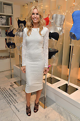 MELISSA ODABASH at the Melissa Odabash & Future Dreams Preview to launch their collaborative mastectomy swimwear line in aid of the future dreams Haven appeal held at Fenwick, New Bond Street, London on 10th February 2015.