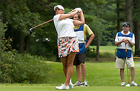 Kylene Pulley during LPGA Futures Tour Saturday, July 23rd.  (Karen Bobotas/for the Concord Monitor)