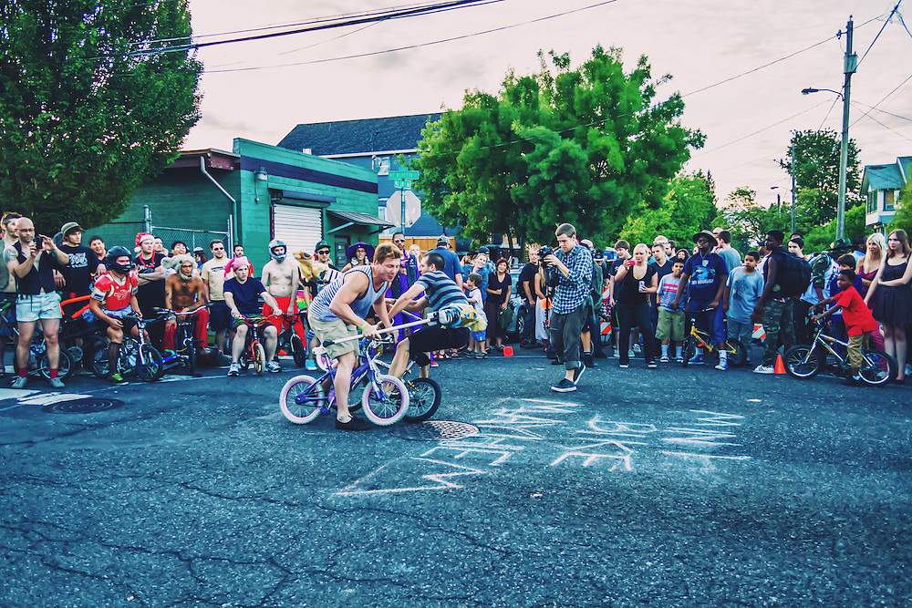 Mini Bike Mayhem June 2013