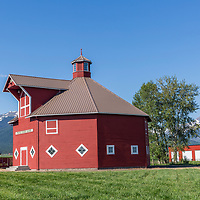 Barns in Wallowa County, Oregon