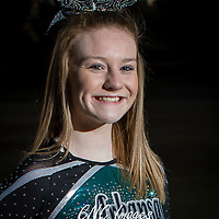 Hannah Hurt Cheerleading 2016