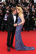 Nicole Kidman & husband Keith Urban attends the 'Inside Llewyn Davis' Red Carpet during the 66th Annual Cannes Film Festival at the Palais des Festivals on May 19, 2013 in Cannes, France.