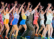 "The ensemble performs ""Audition"" in ""42nd Street"" at the Hanover Theatre for the Performing Arts on Friday, Feb. 19, 2016."