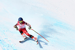 GUIMOND Alexis LW9-1 CAN competing in the Para Alpine Skiing Downhill at the PyeongChang2018 Winter Paralympic Games, South Korea
