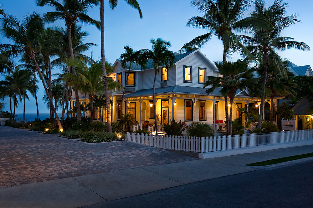 Southernmost Resort, LeMer House, Key West, Florida