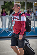 at the 2018 UCI BMX World Championships in Baku, Azerbaijan.