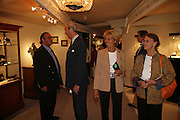 The Duke and Duchess of Marlborough, The opening  day of the Grosvenor House Art and Antiques Fair.  Grosvenor House. Park Lane. London. 14 June 2006. ONE TIME USE ONLY - DO NOT ARCHIVE  © Copyright Photograph by Dafydd Jones 66 Stockwell Park Rd. London SW9 0DA Tel 020 7733 0108 www.dafjones.com