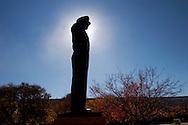 Dwight David Eisenhower Statue, Dwight D. Eisenhower Presidential Museum and Library, Abilene, Kansas