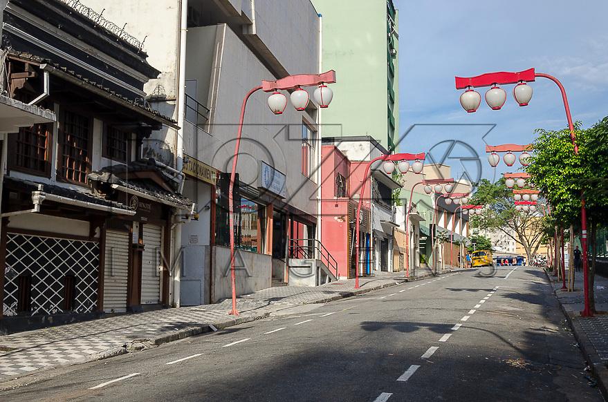 Bairro da Liberdade, São Paulo - SP, 02/2013.