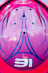March 22, 2018 - Melbourne, Victoria, Australia - Motorsports: FIA Formula One World Championship 2018, Melbourne, Victoria : Motorsports: Formula 1 2018 Rolex  Australian Grand Prix,   #31 Esteban Ocon (Sahara Force India F1 Team) (Credit Image: © Hoch Zwei via ZUMA Wire)