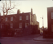 Old Dublin Amature Photos February 1984 WITH, Haddington Rd, Church, Smyths Pub, the cosey shop, Sean Murphys Pub, Market St, Rear of Fogertys Pub, the Shoe Hospital, Harmoney Rd, Grand Canal St,