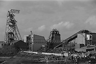 Askern Colliery. British Coal Doncaster Area. 20.07.1990.