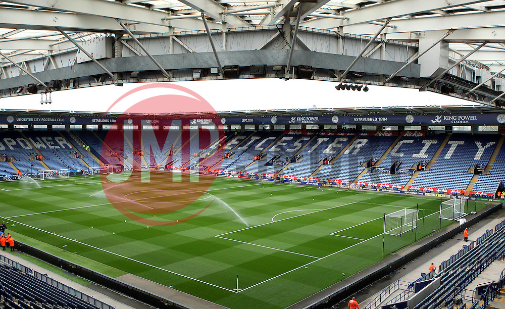 The King Power Stadium - Photo mandatory by-line: Robbie Stephenson/JMP - Mobile: 07966 386802 - 09/05/2015 - SPORT - Football - Leicester - King Power Stadium - Leicester City v Southampton - Barclays Premier League
