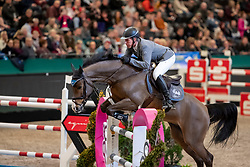 BEERBAUM Ludger (GER), Cool Feeling<br /> Leipzig - Partner Pferd 2019<br /> IDEE Kaffe Preis<br /> CSI5*<br /> 18. Januar 2019<br /> © www.sportfotos-lafrentz.de/Stefan Lafrentz