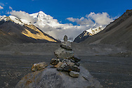 Tibet Images- Landscape-Everest base camp-Qomolangma mount