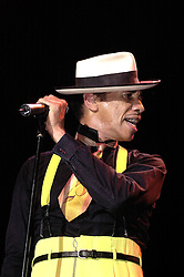 Opening night of the Best Disco In Town tour with Kid Creole at Sheffields Hallam FM Arena<br />