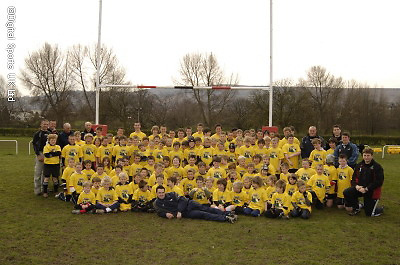 Leeds Premier Rugby Camp at Ilkley RFC.