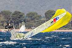 2016 ISAF SWC | 49er |day 1