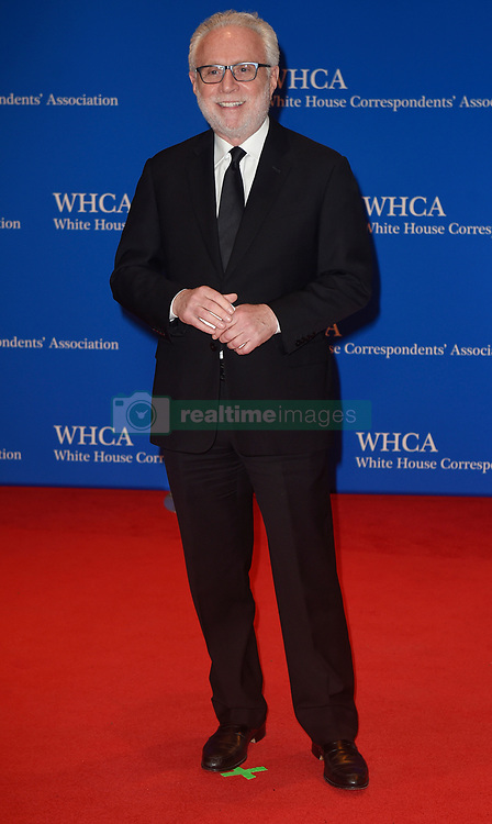 Wolf Blitzer arrives for the White House Correspondents' Association (WHCA) dinner in Washington, D.C., on Saturday, April 29, 2017 (Photo by Riccardo Savi)  *** Please Use Credit from Credit Field ***