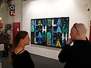 Visitors and galleries at ART BASEL 42 2011. Basel. © Romano P. Riedo