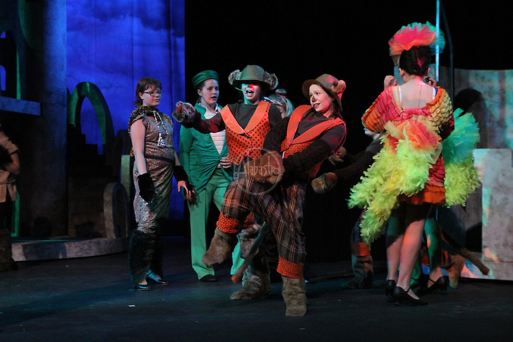 Broadway Bound Children's Theatre production of Seussical The Musical - Cast A, June 2012.
