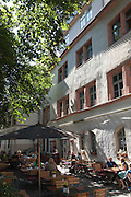 ACC Galerie Restaurant, Weimar, Thüringen, Deutschland   ACC gallery and restaurant, Weimar, Thuringia, Germany