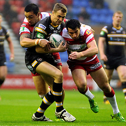 Wigan Warriors v Castleford Tigers | Super League | 28 June 2013