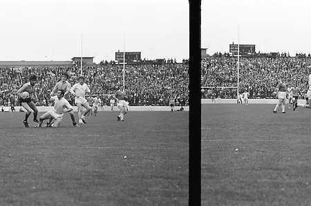 08.08.1971 Football All Ireland Junior Semi Final Mayo Vs Tyrone..Senior Team?...RESCAN