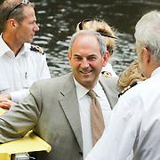 NLD/Amsterdam/20080802 - Canal Parade 2008 Amsterdam, burgemeester Job Cohen