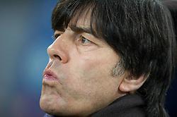 15-11-2011 VOETBAL: DUITSLAND - NEDERLAND: HAMBURG<br /> Coach Joachim Low<br /> ***NETHERLANDS ONLY***<br /> ©2011-FRH- NPH/Kokenge