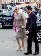 Copenhagen ,14-04-2016<br /> <br /> President and Ms Angélica Rivera to Denmark.<br /> <br /> Return Event at Hotel D'Angleterre Copenhagen<br /> <br /> Queen Margarethe and Prince Henrik, Crown Prince Frederik and Crown Princess Mary, Prince Joachim and Princess Marie and Princess Benedicte.<br /> <br /> <br /> ROYALPORTRAITS EUROPE BERNARD RUEBSAMEN
