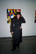 ANNE PIGALLE, Gerhard Richter: 4900 Colours - private view<br />The Serpentine Gallery, London, W2. 22 September 2008 *** Local Caption *** -DO NOT ARCHIVE-© Copyright Photograph by Dafydd Jones. 248 Clapham Rd. London SW9 0PZ. Tel 0207 820 0771. www.dafjones.com.