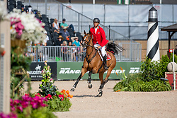 Guerdat Steve, SUI, Bianca<br /> World Equestrian Games - Tryon 2018<br /> © Hippo Foto - Stefan Lafrentz<br /> 23/09/2018