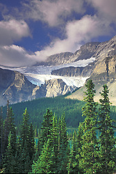 alberta canada; lake; forest; mountain
