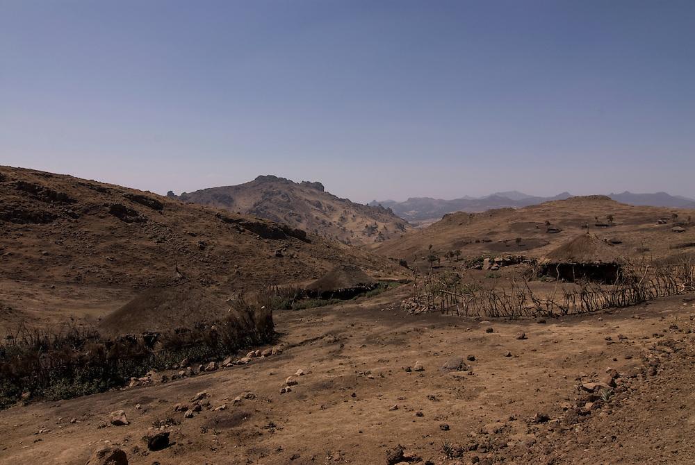 the Bale mountains, Ethiopia,Africa