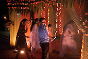 A wedding in greater kailash one, south Delhi