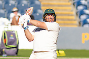 Mark Cosgrove batting during the Specsavers County Champ Div 2 match between Glamorgan County Cricket Club and Leicestershire County Cricket Club at the SWALEC Stadium, Cardiff, United Kingdom on 19 September 2019.