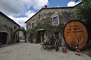 Castelvecchio Natural Reserve, Tuscany, Italy