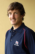2005 FISA World Cup, Rotsee, Lucerne, SWITZERLAND, 06.07.2005 Team photo's  Hotel Grand Europe, Mike Hennessy.  © Peter Spurrier. .email images@intersport-images..[Mandatory Credit Peter Spurrier/ Intersport Images]