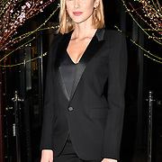 Anastasiia Masiutkina attend Travel bag brand hosts the launch of its exclusive luxury collection of handbags in collaboration with model and designer Anastasiia Masiutkina  D'Ambrosio on 26 March 2019, Caviar House & Prunier 161 Piccadilly, London, UK.