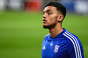 Ipswich Town midfielder Andre Dozzell (23) during the EFL Sky Bet League 1 match between Milton Keynes Dons and Ipswich Town at stadium:mk, Milton Keynes, England on 17 September 2019.