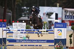 Zoer, Albert (NED) Heechhiem´s Cancun Vdm<br /> Paderborn - Paderborn Challenge 2016<br /> © www.sportfotos-lafrentz.de